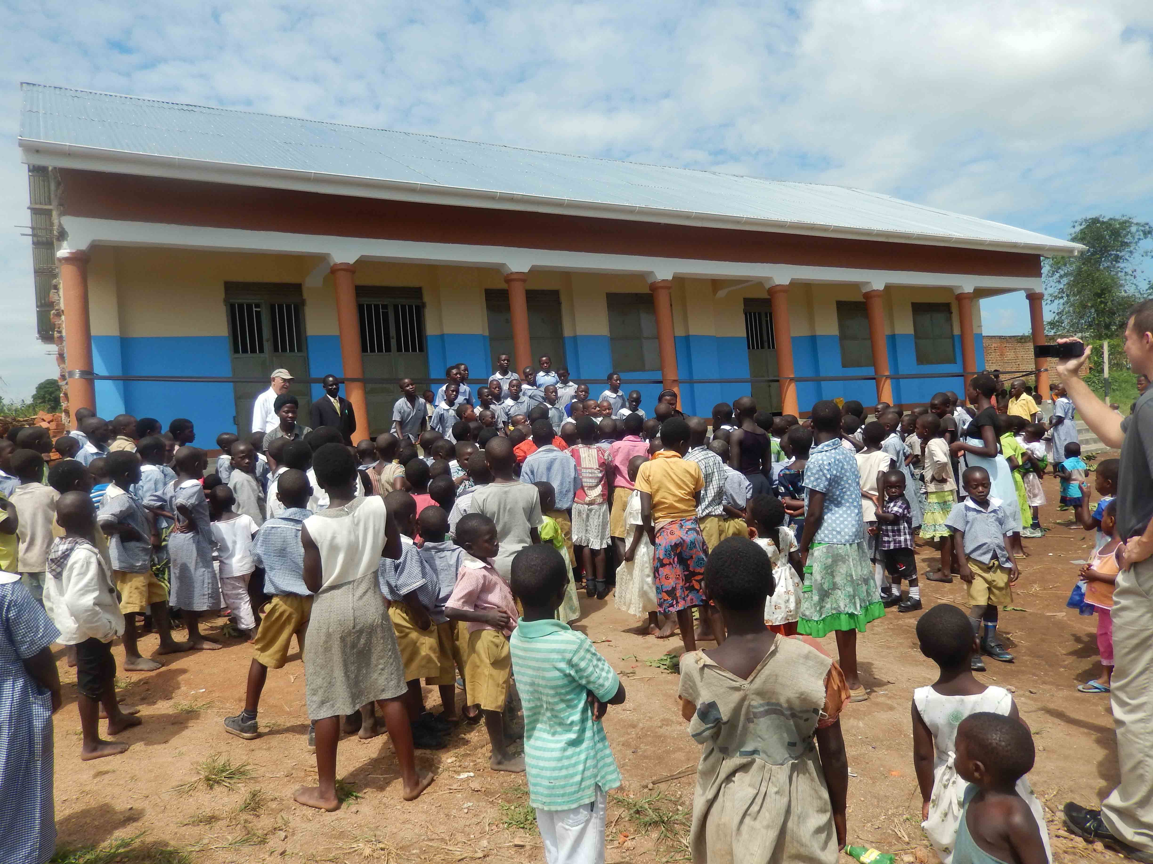 Uganda School Buildings