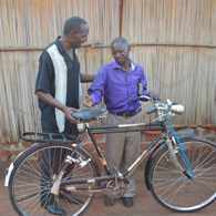 Donate-Bicycles for Pastors