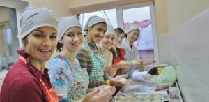 Bakery Women