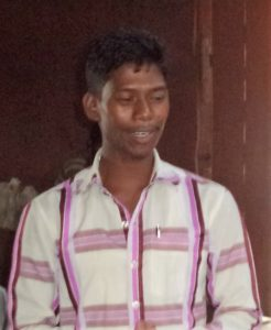 Odisha - Jonas Asso Pastor_Bhajipur Church_5 June 016