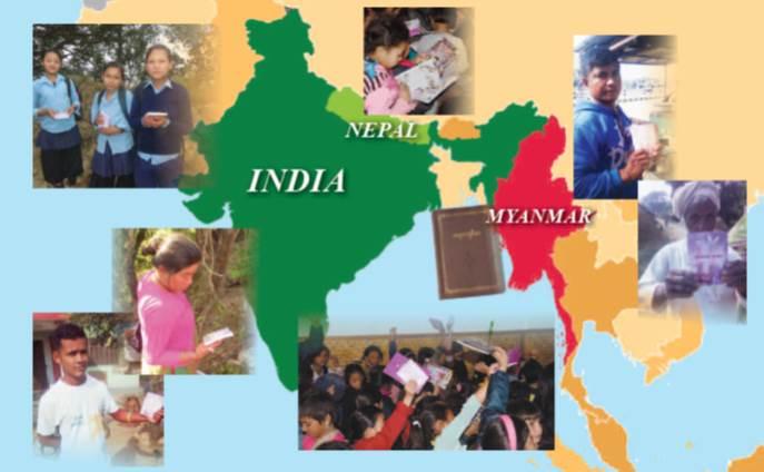 MediaServe Pictgure of India Nepal and Myabnar