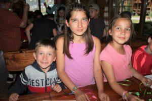 Sofia, Cristina and Bogdan