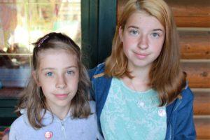 UKraine - Masha and Katya